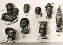 Černošské masky * Negermasken